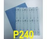 Наждачная бумага сухая SIA (230*280 мм) Р240