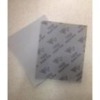 Губка абразивная Sia FLAT PAD Grey одностор. Super Fine, супертонкая, Р1000 (115мм*140мм)
