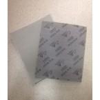 Губка абразивная Sia FLAT PAD Grey одностор. Micro Fine, микротонкая, Р1500 (115мм*140мм)