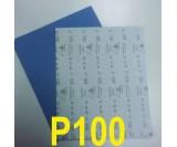 Наждачная бумага сухая SIA (230*280 мм) Р100