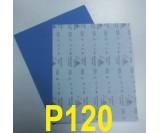 Наждачная бумага сухая SIA (230*280 мм) Р120