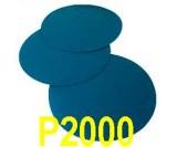 Круг абразивный, водостойкий АРР MATADOR Р2000 (на липучке, d-150мм)