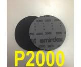 Круг шлифовальный на поролоне SMIRDEX 922 (d-150мм) Р2000