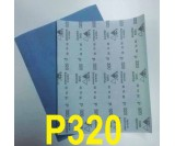 Наждачная бумага сухая SIA (230*280 мм) Р320