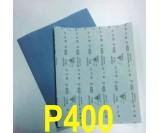 Наждачная бумага сухая SIA (230*280 мм) Р400