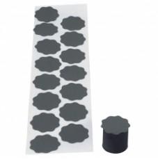 Абразивные лепестки MATADOR на клею P2500 (d=37мм)