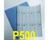 Наждачная бумага сухая SIA (230*280 мм) Р500