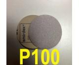 Абразивный круг SMIRDEX Р100 White 510 (d-125мм, без отверстий)