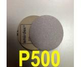 Абразивный круг SMIRDEX Р500 White 510 (d-125мм, без отверстий)