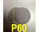Абразивный круг SMIRDEX Р60 White 510 (d-125мм, без отверстий)