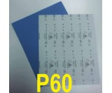 Наждачная бумага сухая SIA (230*280 мм) Р60