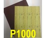 Наждачная бумага водостойкая SIA (230*280 мм) Р1000
