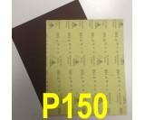 Наждачная бумага водостойкая SIA (230*280 мм) Р150