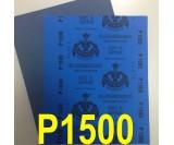 Наждачная водостойкая бумага Matador APP (230*280) P1500