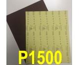 Наждачная бумага водостойкая SIA (230*280 мм) Р1500