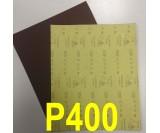 Наждачная бумага водостойкая SIA (230*280 мм) Р400