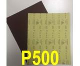 Наждачная бумага водостойкая SIA (230*280 мм) Р500