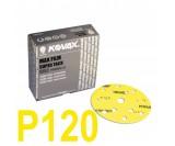 Круг шлифовальный Kovax Max film (d-152 мм,15 отверстий) Р120