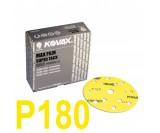 Круг шлифовальный Kovax Max film (d-152 мм,15 отверстий) Р180