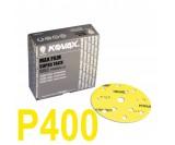 Круг шлифовальный Kovax Max film (d-152 мм,15 отверстий) Р400