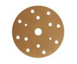 Круг шлифовальный Sunmight Gold (d-150мм, 15 отверстий) Р100