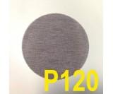 Круг шлифовальный MIRKA ABRANET ( сетка на липучке, d-150мм) Р120