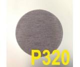 Круг шлифовальный MIRKA ABRANET ( сетка на липучке, d-150мм) Р320