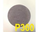 Круг шлифовальный MIRKA ABRANET ( сетка на липучке, d-150мм) Р360