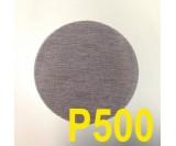 Круг шлифовальный MIRKA ABRANET ( сетка на липучке, d-150мм) Р500