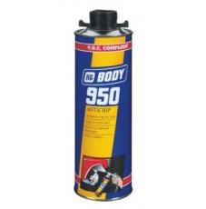 Антигравий Body 950 чёрный (1л)