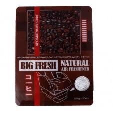 Ароматизатор воздуха BIG FRESH ароматный кофе (200гр)