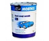 Автоэмаль Mobihel металлик, уп. 1 л