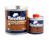 """Грунт Reoflex акриловый """"прямо-на-металл"""" 4+1 серый (0,8+0,2л)"""
