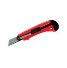 Нож MATRIX 18 мм, выдвижное лезвие мет 78918