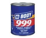 Герметик окрашиваемый Body 999 бежевый, 1кг