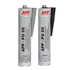 Полиуретановый герметик APP-PU 50 черный (310мл)