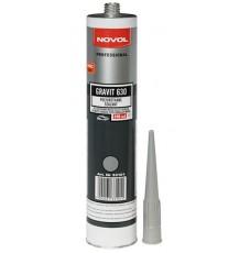 Герметик полиуретановый Novol GRAVIT 630 серый 310мл