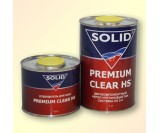 Лак Solid PREMIUM CLEAR HS (1,5л)