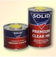 Лак Solid PREMIUM CLEAR HS (1,5л)