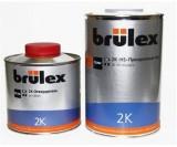 Лак прозрачный HS 2+1 BRULEX 1л +0,5л