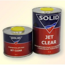 Лак Solid JET CLEAR (1,5л)