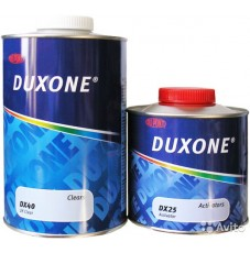 Лак DUXONE DX-40 MS 2К стандартный (2:1 отв. DX-25)