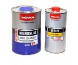 Лак Novol NOVAKRYL 2+1 HS (1л.+0,5л)