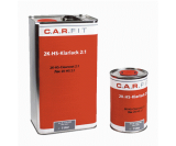 Лак прозрачный HS 2К 2+1 Карфит (5+2,5л)