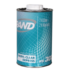 Акриловый лак EXPRESS RS 300 ACRYL CLEAR EXPRESS MS 4+1