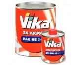 Лак Vika акриловый HS 2+1 (0,85л+0,43л)