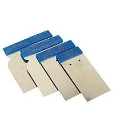Набор гибких металлических шпателей