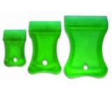 Шпатели силиконовые, набор 3шт (40-60-80мм)