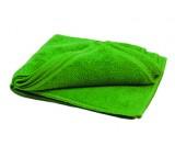 Салфетка из микрофибры AB ПРОФФ зеленая (40х40см)