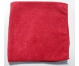 Салфетка из микрофибры AB ПРОФФ красная (40х40см)